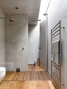 Walk Trough Shower